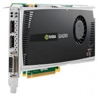 HP Quadro 4000 375Mhz PCI-E 2.0 2048Mb 2800Mhz 256 bit DVI