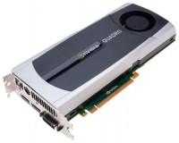 HP Quadro 5000 513Mhz PCI-E 2.0 2560Mb 3000Mhz 320 bit DVI