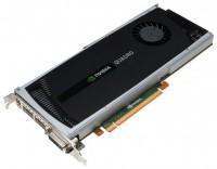 PNY Quadro 4000 375Mhz PCI-E 2.0 2048Mb 2800Mhz 256 bit DVI