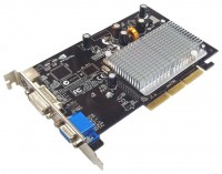 Inno3D GeForce 6200 350Mhz AGP 512Mb 533Mhz 64 bit DVI TV