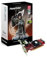 PowerColor Radeon HD 2400 Pro 525Mhz PCI-E 256Mb 800Mhz 64 bit DVI TV HDCP YPrPb