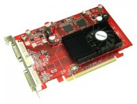 PowerColor Radeon HD 2600 Pro 600Mhz PCI-E 256Mb 800Mhz 128 bit 2xDVI TV HDCP YPrPb