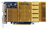 GIGABYTE Radeon X1650 500Mhz PCI-E 256Mb 800Mhz 128 bit 2xDVI TV YPrPb