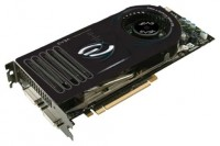 EVGA GeForce 8800 GTX 575Mhz PCI-E 768Mb 1800Mhz 384 bit 2xDVI TV YPrPb