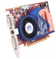 Sapphire Radeon X1650 XT 600Mhz PCI-E 256Mb 1400Mhz 128 bit 2xDVI TV HDCP YPrPb