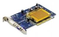 GIGABYTE GeForce 6200 300Mhz AGP 128Mb 550Mhz 64 bit DVI TV YPrPb