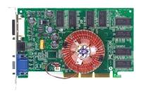 MSI GeForce FX 5500 270Mhz AGP 256Mb 400Mhz 128 bit DVI TV