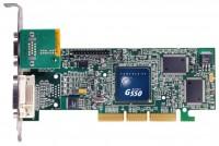 Matrox Millennium G550 126Mhz AGP 32Mb 333Mhz 64 bit DVI D-Sub
