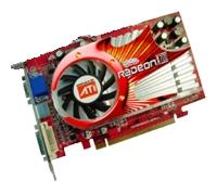 GeCube Radeon X700 400Mhz PCI-E 256Mb 700Mhz 128 bit DVI TV YPrPb