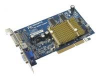 GIGABYTE Radeon 9600 Pro 400Mhz AGP 128Mb 600Mhz 128 bit DVI TV Silent