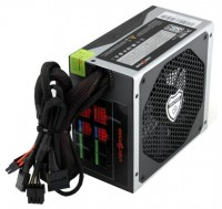 LogicPower Platinum Series ATX-700W modular connection