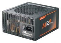 Sea Sonic Electronics M12II-650 Bronze (SS-650AM Active PFC F3) 650W