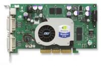 PNY Quadro FX 1100 425Mhz AGP 128Mb 650Mhz 128 bit 2xDVI