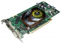 HP Quadro FX 1500 375Mhz PCI-E 256Mb 1250Mhz 256 bit 2xDVI TV YPrPb