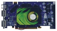 Chaintech GeForce 7900 GS 450Mhz PCI-E 256Mb 1320Mhz 256 bit 2xDVI TV YPrPb