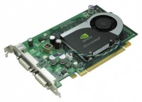 HP Quadro FX 1700 460Mhz PCI-E 512Mb 800Mhz 128 bit 2xDVI TV