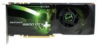 EVGA GeForce 9800 GTX+ 738Mhz PCI-E 2.0 512Mb 2200Mhz 256 bit 2xDVI TV HDCP YPrPb