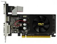 Palit GeForce GT 610 810Mhz PCI-E 2.0 2048Mb 1070Mhz 64 bit DVI HDMI HDCP