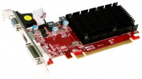 PowerColor Radeon HD 6450 625Mhz PCI-E 2.1 2048Mb 1000Mhz 64 bit DVI HDMI HDCP