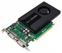 PNY Quadro K2000D PCI-E 2.0 2048Mb 128 bit 2xDVI
