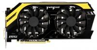 MSI GeForce GTX 770 1150Mhz PCI-E 3.0 2048Mb 7010Mhz 256 bit 2xDVI HDMI HDCP