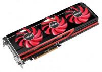ASUS Radeon HD 7990 1000Mhz PCI-E 3.0 6144Mb 6000Mhz 768 bit DVI HDCP