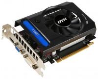 MSI GeForce GT 630 810Mhz PCI-E 2.0 1024Mb 3200Mhz 128 bit DVI HDMI HDCP