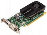 Leadtek Quadro K600 PCI-E 2.0 1024Mb 128 bit DVI