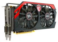 MSI GeForce GTX 760 1085Mhz PCI-E 3.0 4096Mb 6008Mhz 256 bit 2xDVI HDMI HDCP