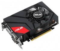 ASUS GeForce GTX 760 1006Mhz PCI-E 3.0 2048Mb 6008Mhz 256 bit 2xDVI HDMI HDCP DirectCU Mini