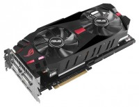 ASUS Radeon R9 280X 950Mhz PCI-E 3.0 3072Mb 6400Mhz 384 bit 2xDVI HDCP