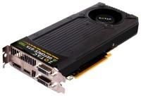 ZOTAC GeForce GTX 760 993Mhz PCI-E 3.0 4096Mb 6008Mhz 256 bit 2xDVI HDMI HDCP