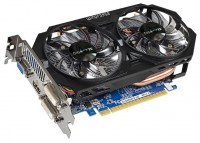 GIGABYTE GeForce GTX 650 1110Mhz PCI-E 3.0 2048Mb 5000Mhz 128 bit 2xDVI HDMI HDCP WindForce