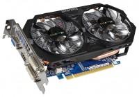GIGABYTE GeForce GTX 650 Ti 1032Mhz PCI-E 3.0 2048Mb 5400Mhz 128 bit 2xDVI HDMI HDCP rev. 2.0