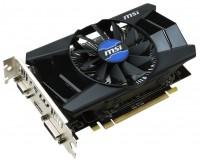 MSI Radeon R7 240 760Mhz PCI-E 3.0 2048Mb 1800Mhz 128 bit DVI HDMI HDCP