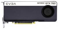 EVGA GeForce GTX 760 980Mhz PCI-E 3.0 2048Mb 6008Mhz 256 bit 2xDVI HDMI HDCP Cool