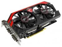 MSI GeForce GTX 750 Ti 1085Mhz PCI-E 3.0 2048Mb 5400Mhz 128 bit DVI HDMI HDCP