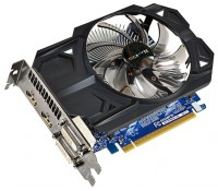 GIGABYTE GeForce GTX 750 1059Mhz PCI-E 3.0 1024Mb 5000Mhz 128 bit 2xDVI 2xHDMI HDCP