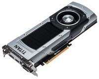 MSI GeForce GTX TITAN Black 889Mhz PCI-E 3.0 6144Mb 7000Mhz 384 bit 2xDVI HDMI HDCP