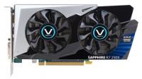 Sapphire Radeon R7 250X 1100Mhz PCI-E 3.0 1024Mb 5200Mhz 128 bit 2xDVI HDMI HDCP