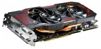 PowerColor Radeon R9 290 975Mhz PCI-E 3.0 4096Mb 5000Mhz 512 bit 2xDVI HDMI HDCP TurboDuo