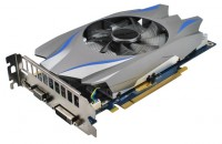 GALAXY GeForce GTX 650 Ti Boost 980Mhz PCI-E 3.0 2048Mb 6008Mhz 192 bit DVI HDMI HDCP