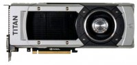 PNY GeForce GTX TITAN Black 889Mhz PCI-E 3.0 6144Mb 7000Mhz 384 bit 2xDVI HDMI HDCP