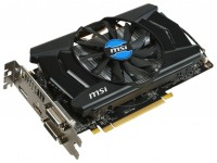 MSI Radeon R7 265 900Mhz PCI-E 3.0 2048Mb 5600Mhz 256 bit 2xDVI HDMI HDCP OC
