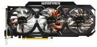 GIGABYTE GeForce GTX 780 863Mhz PCI-E 3.0 3072Mb 6008Mhz 384 bit 2xDVI HDMI HDCP WindForce rev. 2.0