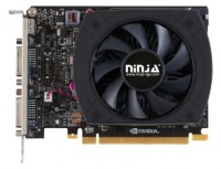 Sinotex Ninja GeForce GTX 650 1058Mhz PCI-E 3.0 2048Mb 5000Mhz 128 bit 2xDVI Mini-HDMI HDCP