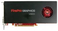 Sapphire FirePro V5900 600Mhz PCI-E 2.1 2048Mb 256 bit DVI