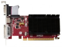 PowerColor Radeon HD 5450 650Mhz PCI-E 2.1 1024Mb 800Mhz 64 bit DVI HDMI HDCP V3 UEFI