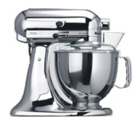 KitchenAid KSM150PSECR