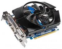 GIGABYTE GeForce GT 740 1072Mhz PCI-E 3.0 4096Mb 5000Mhz 128 bit 2xDVI HDMI HDCP